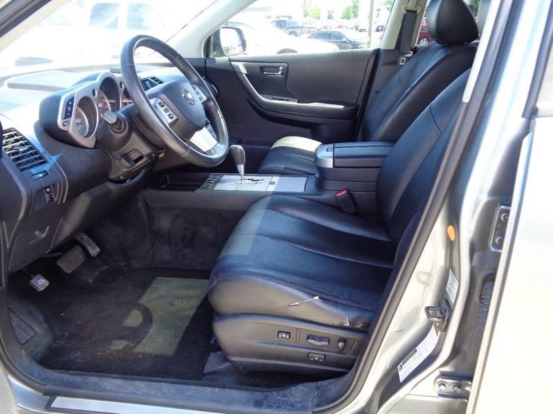 2007 Nissan Murano AWD SL 4dr SUV - Fargo ND