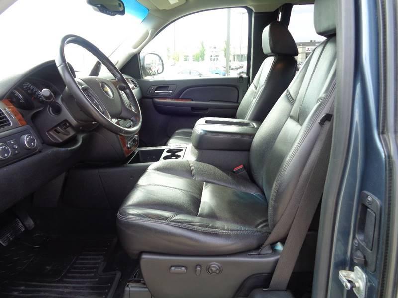 2007 Chevrolet Silverado 1500 LTZ 4dr Extended Cab 4WD 5.8 ft. SB - Fargo ND