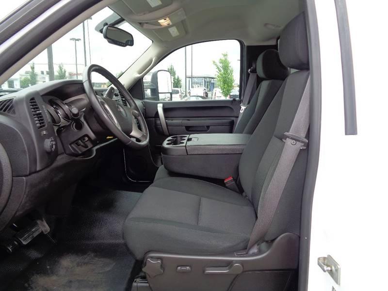 2012 GMC Sierra 1500 4x4 SLE 2dr Regular Cab 8 ft. LB - Fargo ND