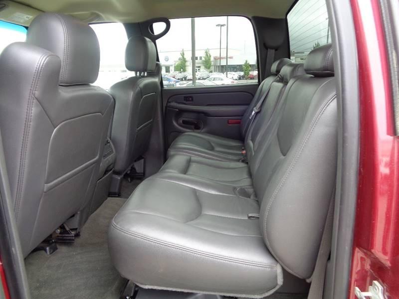 2005 Chevrolet Silverado 1500 4dr Crew Cab LT 4WD SB - Fargo ND
