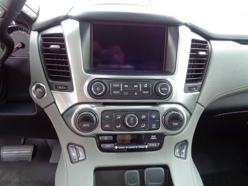 2015 Chevrolet Tahoe 4x4 LT 4dr SUV - Fargo ND
