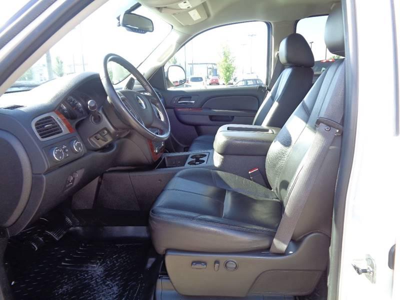 2011 Chevrolet Silverado 1500 4x4 LTZ 4dr Crew Cab 5.8 ft. SB - Fargo ND