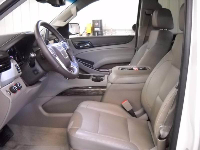 2015 GMC Yukon XL 4x4 SLT 1500 4dr SUV - Fargo ND