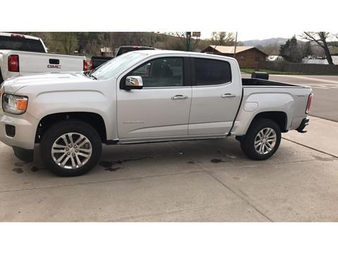 2017 GMC Canyon for sale in Meeker, CO