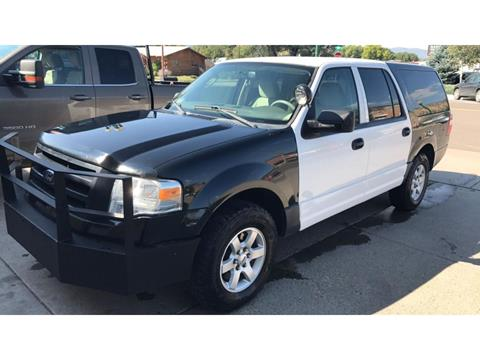 2010 Ford Expedition EL for sale in Meeker, CO