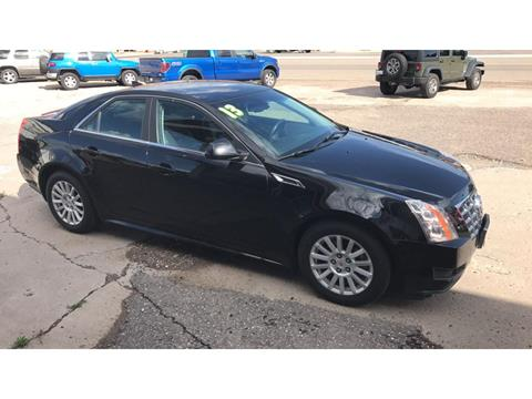 2013 Cadillac CTS for sale in Meeker, CO