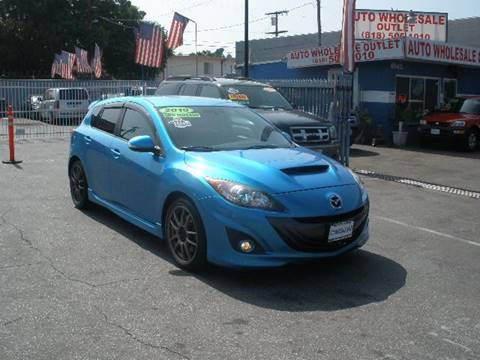 2010 Mazda MAZDASPEED3 for sale in North Hollywood, CA