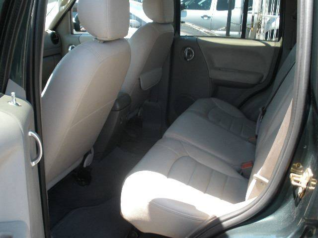 2003 Jeep Liberty for sale at Auto Wholesale Outlet in North Hollywood CA