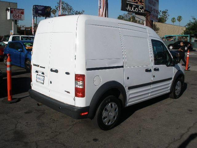 2012 Ford Transit Connect for sale at Auto Wholesale Outlet in North Hollywood CA