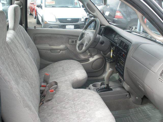 2002 Toyota Tacoma for sale at Auto Wholesale Outlet in North Hollywood CA