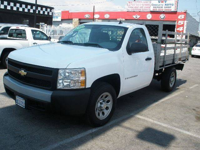 2007 Chevrolet Silverado 1500 Classic for sale at Auto Wholesale Outlet in North Hollywood CA