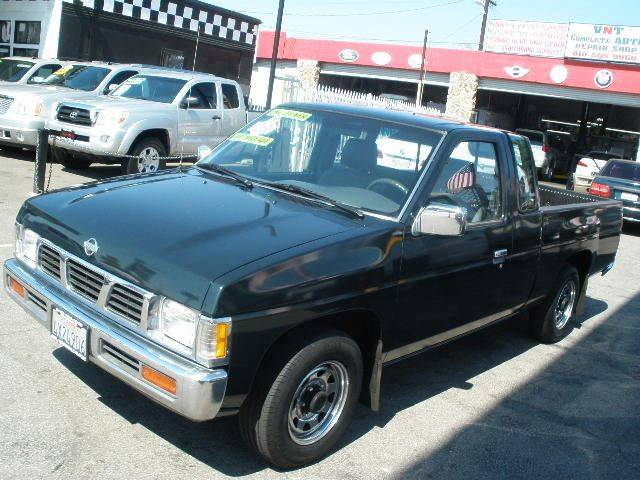 1994 Nissan Truck for sale at Auto Wholesale Outlet in North Hollywood CA