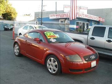 2001 Audi TT for sale in North Hollywood, CA