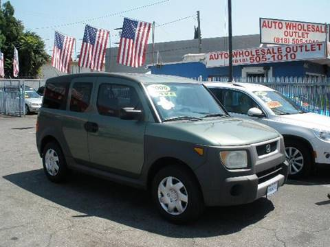 2005 Honda Element for sale in North Hollywood, CA