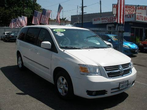 2008 Dodge Grand Caravan for sale in North Hollywood, CA