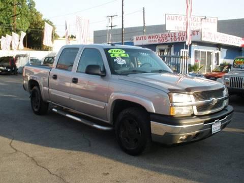 2005 Chevrolet Silverado 1500 for sale in North Hollywood, CA