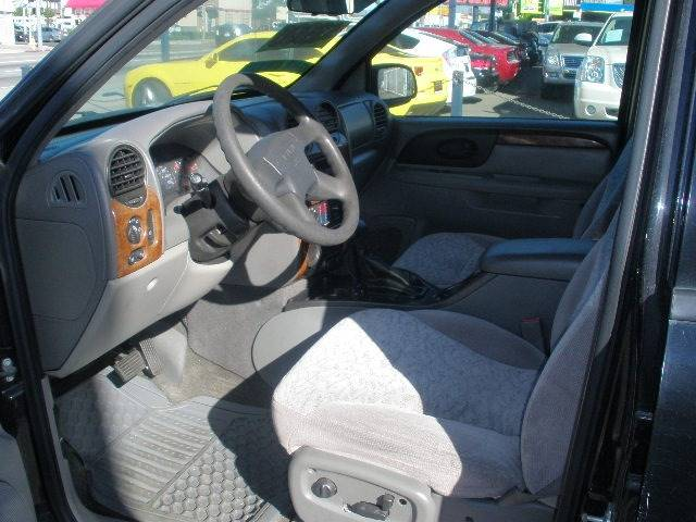 2004 Isuzu Ascender for sale at Auto Wholesale Outlet in North Hollywood CA