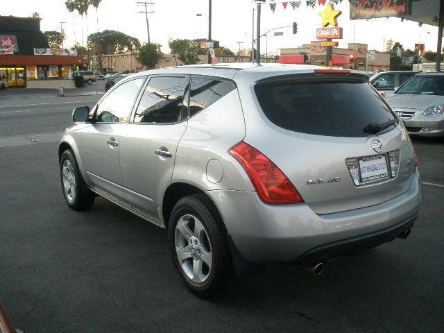 2003 Nissan Murano for sale at Auto Wholesale Outlet in North Hollywood CA
