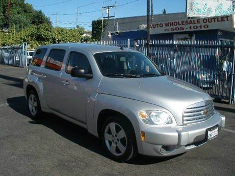 2010 Chevrolet HHR for sale at Auto Wholesale Outlet in North Hollywood CA