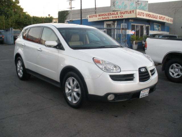 2007 subaru b9 tribeca ltd 5 pass in north hollywood ca for Subaru motors finance address