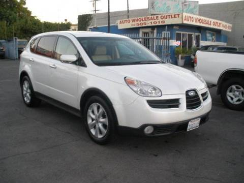 2007 Subaru B9 Tribeca for sale at Auto Wholesale Outlet in North Hollywood CA