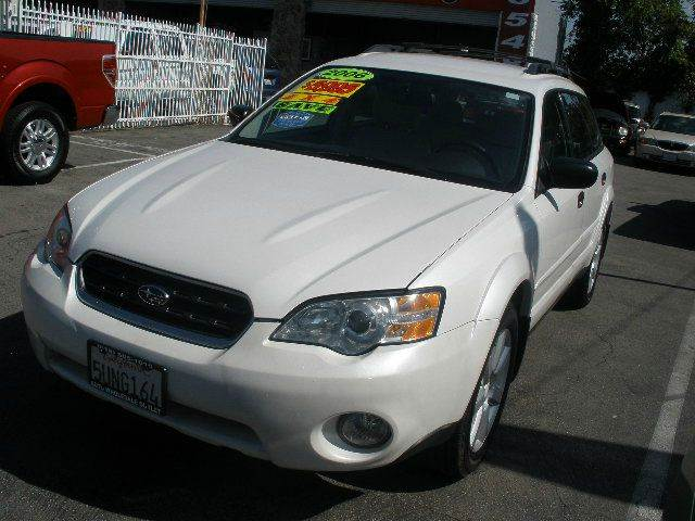 2006 Subaru Outback for sale at Auto Wholesale Outlet in North Hollywood CA