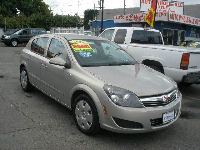 2008 Saturn Astra for sale at Auto Wholesale Outlet in North Hollywood CA