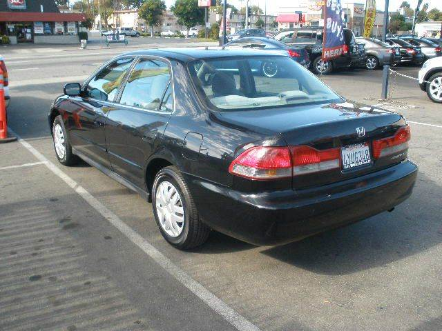 2002 Honda Accord for sale at Auto Wholesale Outlet in North Hollywood CA