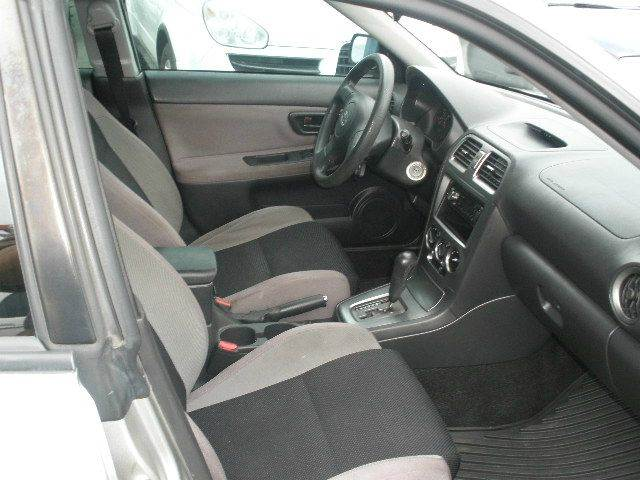 2007 Subaru Impreza for sale at Auto Wholesale Outlet in North Hollywood CA