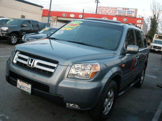 2006 Honda Pilot for sale at Auto Wholesale Outlet in North Hollywood CA