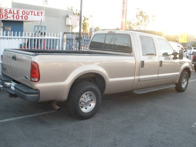 1999 Ford F-250 Super Duty for sale at Auto Wholesale Outlet in North Hollywood CA
