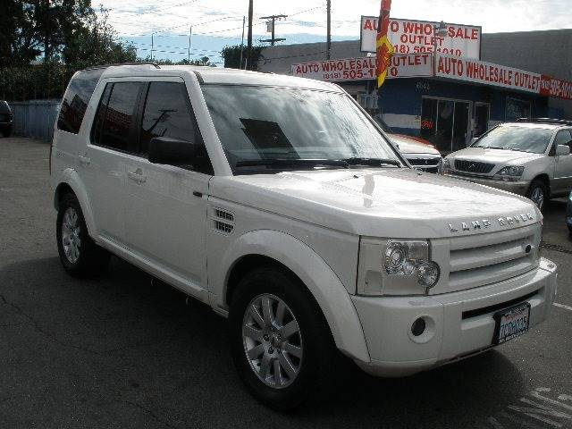 2006 land rover lr3 se in north hollywood ca auto wholesale outlet. Black Bedroom Furniture Sets. Home Design Ideas