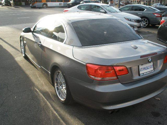 2007 BMW 3 Series for sale at Auto Wholesale Outlet in North Hollywood CA