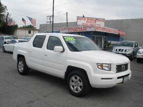 2006 Honda Ridgeline for sale in North Hollywood, CA