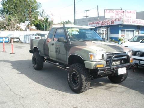 1994 Toyota Pickup For Sale In North Hollywood Ca