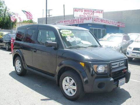 2007 Honda Element for sale in North Hollywood, CA