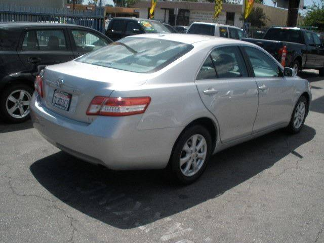 2011 Toyota Camry for sale at Auto Wholesale Outlet in North Hollywood CA