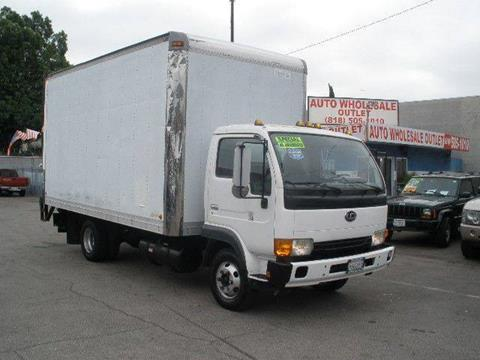 2001 UD Trucks UD1400 for sale in North Hollywood, CA