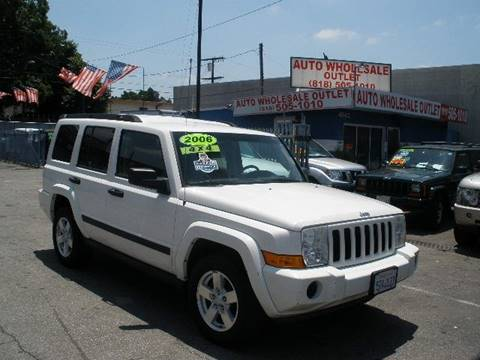 Tullahoma Auto Sales >> Used Jeep Commander For Sale In Tullahoma Tn Carsforsale Com