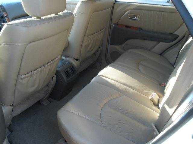 2002 Lexus RX 300 for sale at Auto Wholesale Outlet in North Hollywood CA