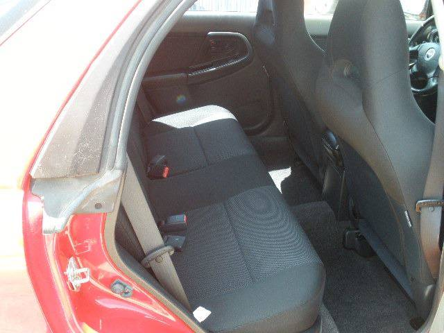 2004 Subaru Impreza for sale at Auto Wholesale Outlet in North Hollywood CA