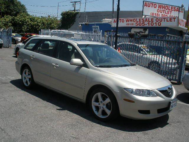 2004 Mazda MAZDA6 for sale at Auto Wholesale Outlet in North Hollywood CA