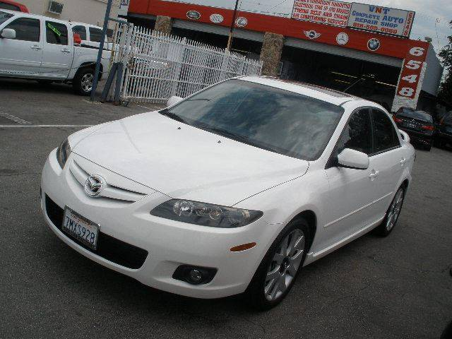 2007 Mazda MAZDA6 for sale at Auto Wholesale Outlet in North Hollywood CA