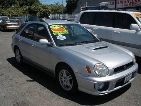 2002 Subaru Impreza for sale in North Hollywood, CA