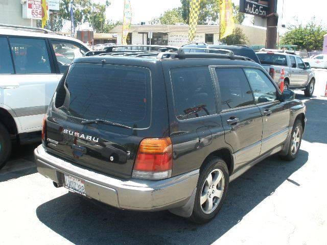 2000 Subaru Forester for sale at Auto Wholesale Outlet in North Hollywood CA