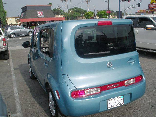 2010 Nissan cube for sale at Auto Wholesale Outlet in North Hollywood CA