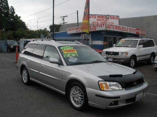 2004 Subaru Legacy for sale at Auto Wholesale Outlet in North Hollywood CA