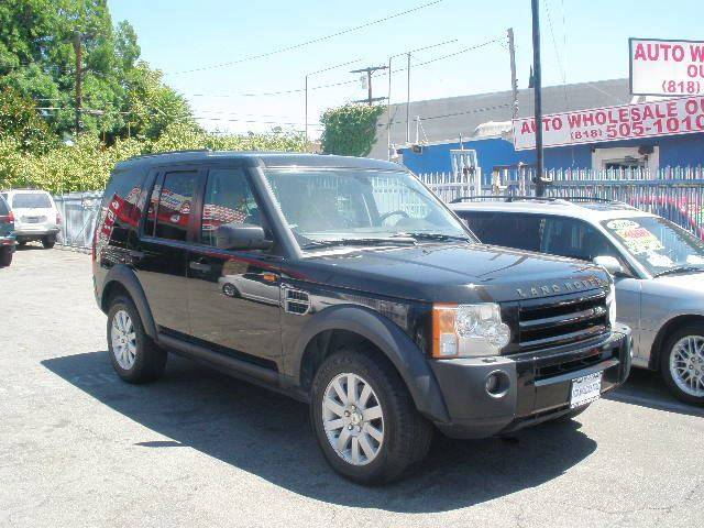 2005 land rover lr3 se in north hollywood ca auto. Black Bedroom Furniture Sets. Home Design Ideas