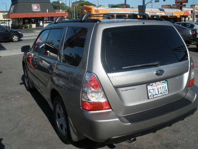 2006 Subaru Forester for sale at Auto Wholesale Outlet in North Hollywood CA