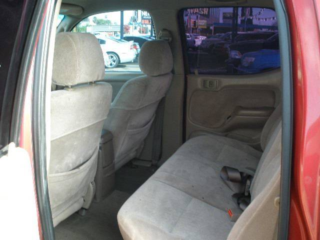 2001 Toyota Tacoma for sale at Auto Wholesale Outlet in North Hollywood CA